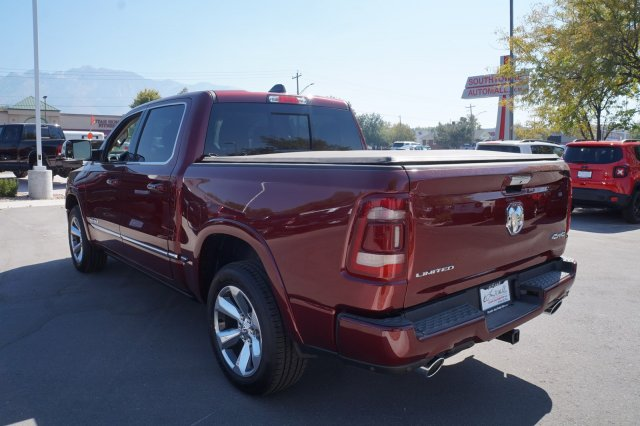 2019 Ram 1500 Crew Cab 4x4,  Pickup #57177 - photo 8