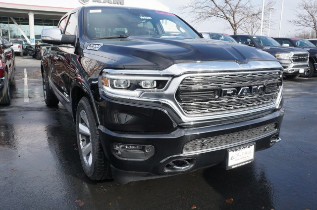 2019 Ram 1500 Crew Cab 4x4,  Pickup #57212 - photo 4