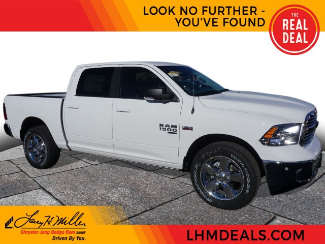2019 Ram 1500 Crew Cab 4x4,  Pickup #57216 - photo 1