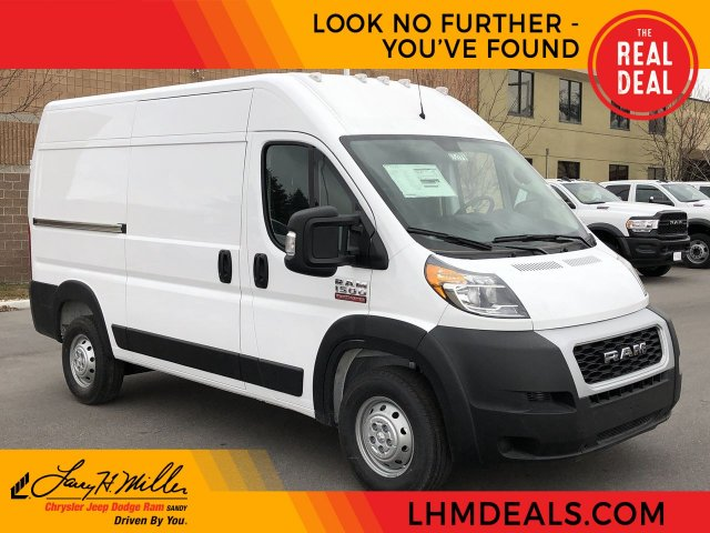 2020 ProMaster 1500 High Roof FWD, Empty Cargo Van #65079 - photo 1