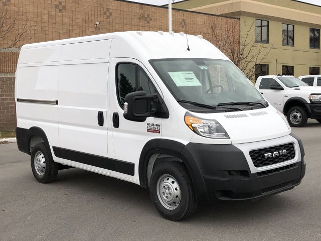 2020 ProMaster 1500 High Roof FWD, Empty Cargo Van #65079 - photo 4