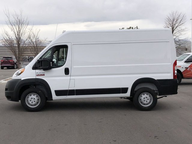 2020 ProMaster 1500 High Roof FWD, Empty Cargo Van #65079 - photo 8
