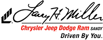 Larry H. Miller Chrysler Jeep Dodge RAM Sandy logo
