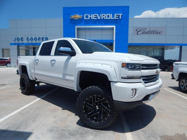 2017 Silverado 1500 Crew Cab 4x4 Pickup #HG403172 - photo 1