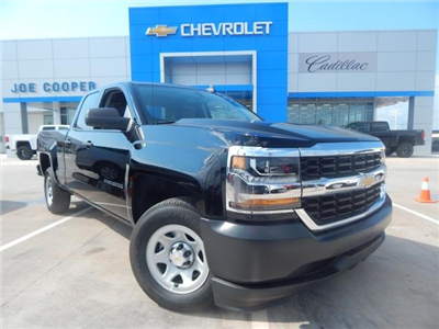 2017 Silverado 1500 Double Cab Pickup #HZ369414 - photo 1