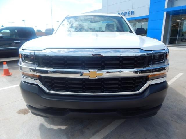 2017 Silverado 1500 Regular Cab Pickup #HZ384430 - photo 4