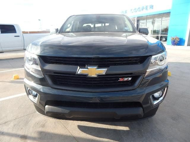 2018 Colorado Crew Cab 4x4, Pickup #J1153097 - photo 4