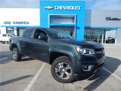 2018 Colorado Crew Cab 4x4, Pickup #J1153097 - photo 1