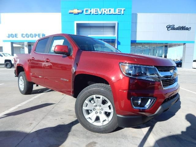 2018 Colorado Crew Cab Pickup #J1159818 - photo 1
