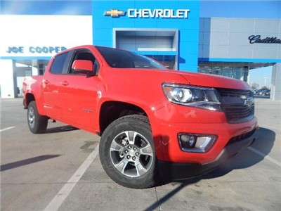2018 Colorado Crew Cab 4x4, Pickup #J1187006 - photo 1
