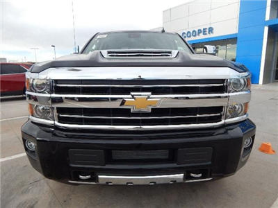 2018 Silverado 2500 Crew Cab 4x4 Pickup #JF102378 - photo 4