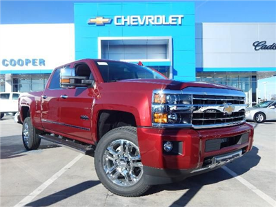 2018 Silverado 2500 Crew Cab 4x4 Pickup #JF176492 - photo 1