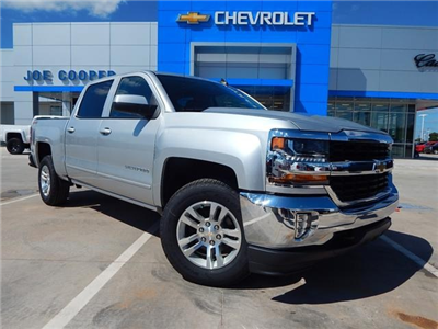 2018 Silverado 1500 Crew Cab 4x4, Pickup #JG107204 - photo 1
