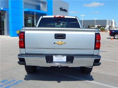 2018 Silverado 1500 Crew Cab 4x4, Pickup #JG107204 - photo 2