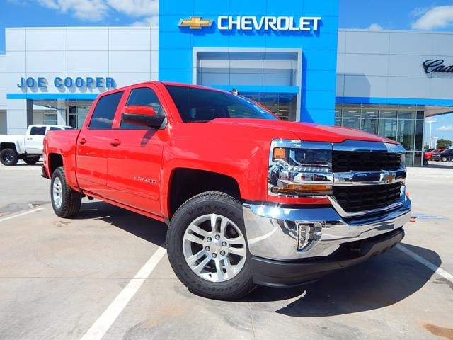 2018 Silverado 1500 Crew Cab 4x4 Pickup #JG107938 - photo 1