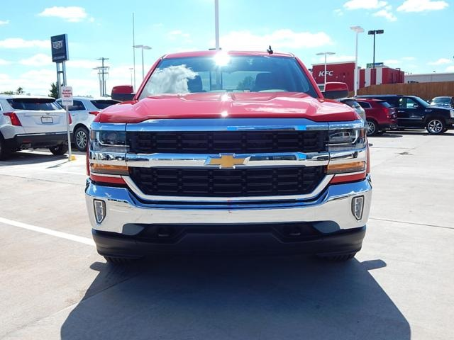 2018 Silverado 1500 Crew Cab 4x4 Pickup #JG107938 - photo 4