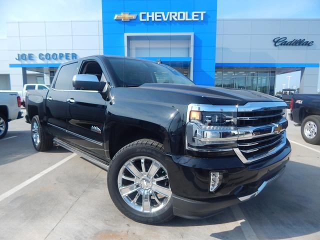 2018 Silverado 1500 Crew Cab 4x4 Pickup #JG108736 - photo 1