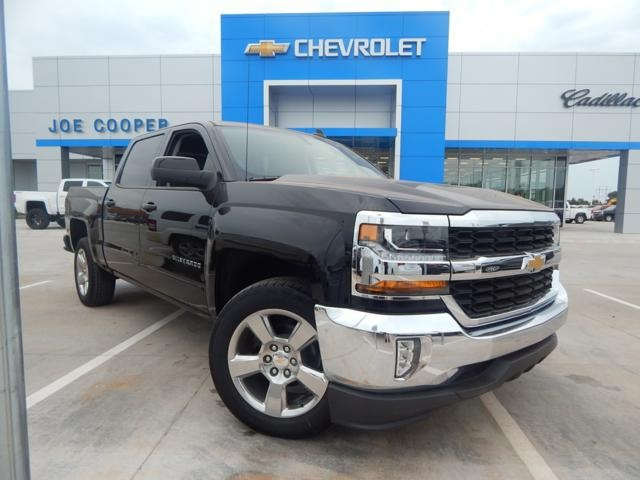 2018 Silverado 1500 Crew Cab Pickup #JG110124 - photo 1