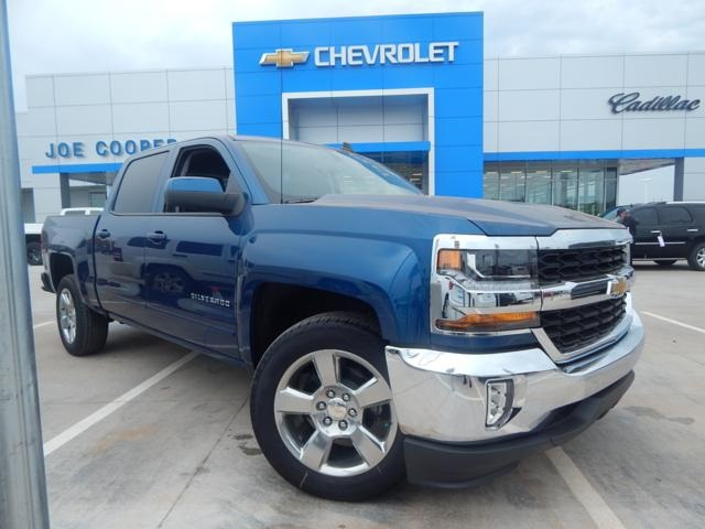 2018 Silverado 1500 Crew Cab Pickup #JG114510 - photo 1