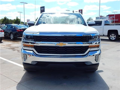 2018 Silverado 1500 Crew Cab, Pickup #JG121898 - photo 4