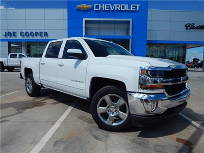 2018 Silverado 1500 Crew Cab, Pickup #JG121898 - photo 1