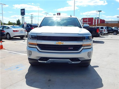 2018 Silverado 1500 Crew Cab 4x4 Pickup #JG122990 - photo 4
