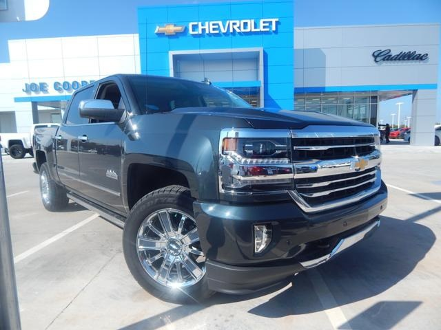 2018 Silverado 1500 Crew Cab 4x4, Pickup #JG129174 - photo 1