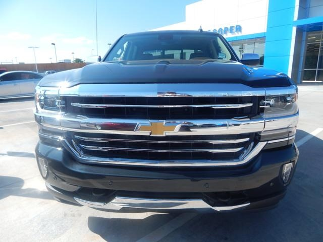 2018 Silverado 1500 Crew Cab 4x4, Pickup #JG129174 - photo 4