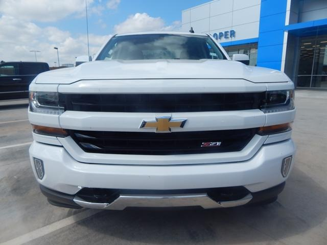 2018 Silverado 1500 Crew Cab 4x4 Pickup #JG133982 - photo 4