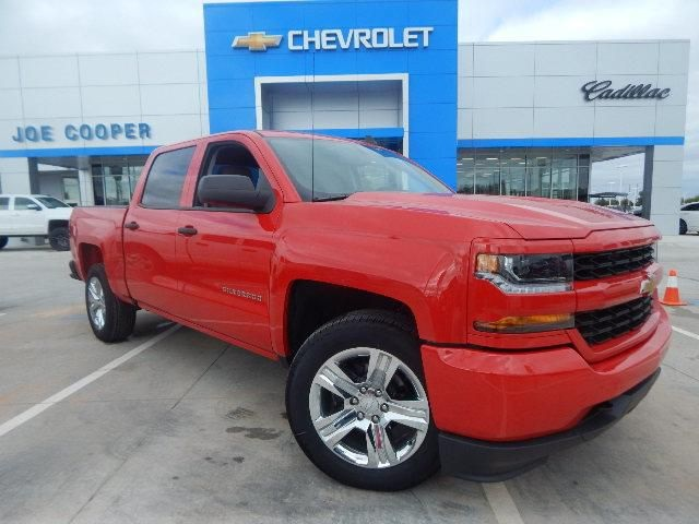 2018 Silverado 1500 Crew Cab Pickup #JG147981 - photo 1