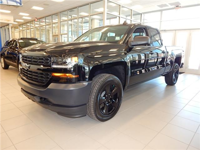 2018 Silverado 1500 Extended Cab 4x4 Pickup #JZ106361 - photo 1