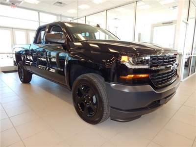2018 Silverado 1500 Extended Cab 4x4 Pickup #JZ106361 - photo 4