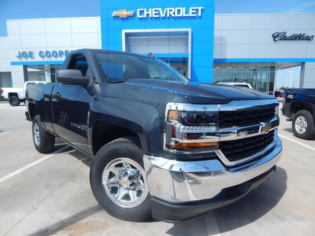 2018 Silverado 1500 Regular Cab, Pickup #JZ120243 - photo 1
