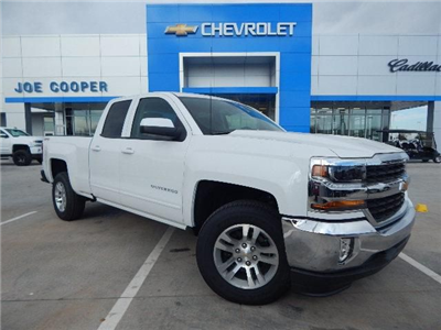 2018 Silverado 1500 Double Cab 4x4, Pickup #JZ165649 - photo 1