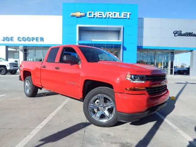 2018 Silverado 1500 Double Cab, Pickup #JZ177847 - photo 1