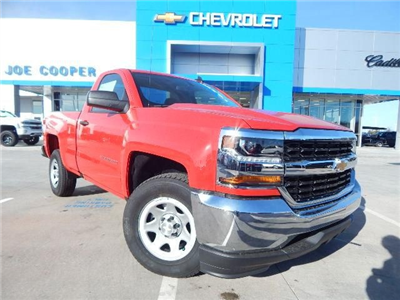 2018 Silverado 1500 Regular Cab Pickup #JZ178432 - photo 1