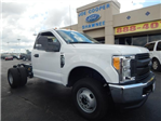 2017 F-350 Regular Cab DRW 4x4 Cab Chassis #HEE13820 - photo 1