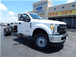 2017 F-350 Regular Cab DRW 4x4 Cab Chassis #HEE18310 - photo 1