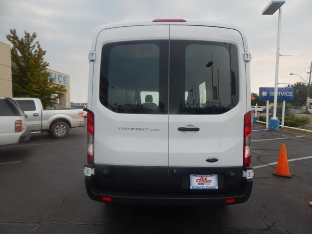 2017 Transit 250 Medium Roof, Cargo Van #HKB53577 - photo 2