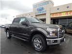 2017 F-150 Crew Cab 4x4 Pickup #HKD70145 - photo 1