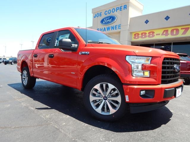 2017 F-150 Crew Cab 4x4 Pickup #HKE14019 - photo 1