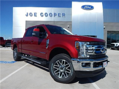2018 F-250 Crew Cab 4x4, Pickup #JEB07620 - photo 1