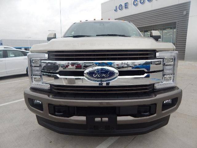 2018 F-350 Crew Cab DRW 4x4, Pickup #JEB28621 - photo 4