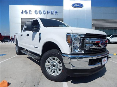 2018 F-250 Crew Cab 4x4, Pickup #JEB59432 - photo 1