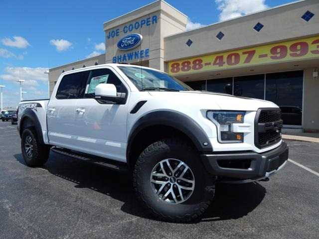 2018 F-150 SuperCrew Cab 4x4, Pickup #JFA17018 - photo 1
