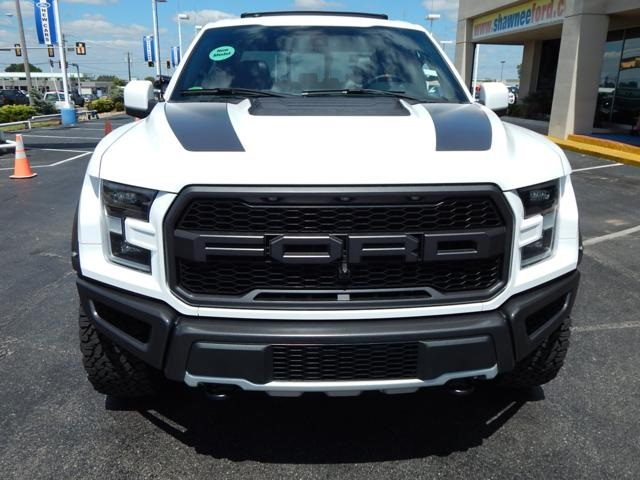 2018 F-150 SuperCrew Cab 4x4, Pickup #JFA17018 - photo 4