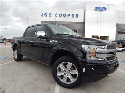 2018 F-150 SuperCrew Cab 4x4,  Pickup #JFB70479 - photo 1