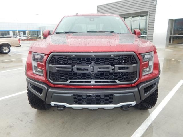 2018 F-150 SuperCrew Cab 4x4,  Pickup #JFB85166 - photo 3