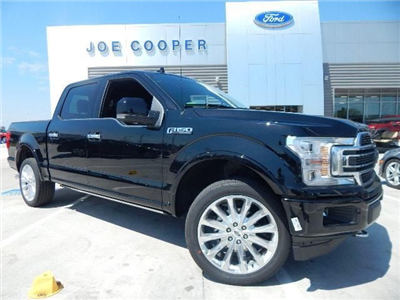2018 F-150 SuperCrew Cab 4x4,  Pickup #JFC63041 - photo 1