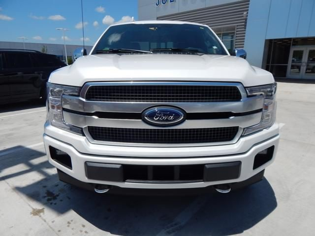 2018 F-150 SuperCrew Cab 4x4,  Pickup #JFD03500 - photo 4